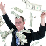 Vai nauda mīl tevi?